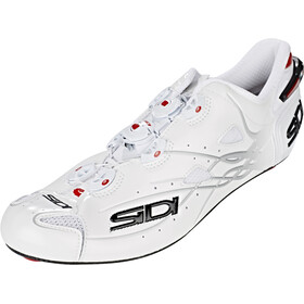 Sidi Shot Shoes Herr white/white